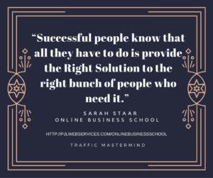 Successful people post
