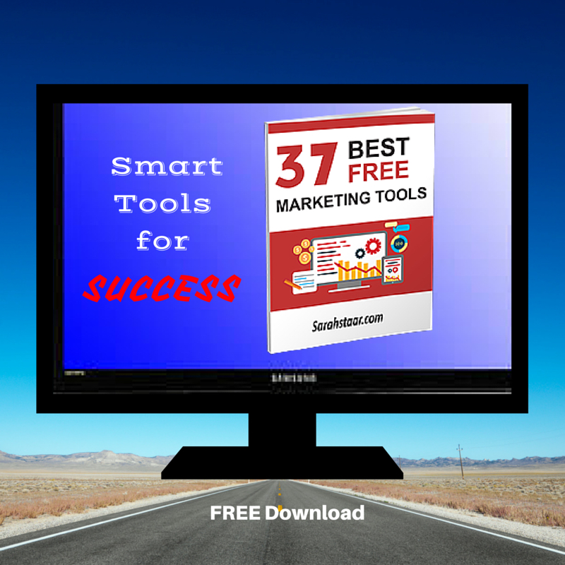 37 Free Marketing Tools